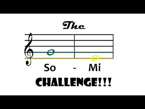The So Mi Challenge