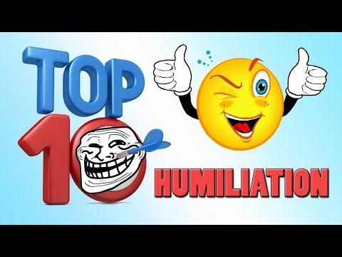 TOP 10 HUMILIATION / TROLL | Saison 4 , Ep. 26 présenté par SkyRRoZ (видео)