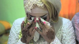 Video Ayu & Abib Weddingclip Islamic Wedding Style (Wednesday 22-10-2014) MP3, 3GP, MP4, WEBM, AVI, FLV Desember 2017
