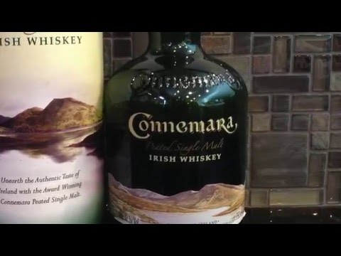 Whiskey Review #160 Connemara Irish Peated NAS, The Force Awakens spoilers...Scotch Test Dummies