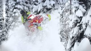 8. 2016 Ski-Doo Summit and Freeride