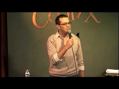 Joe DeRosa Tries to Fill The Void in His Soul with Chicken McNuggets