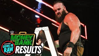 Video WWE MONEY IN THE BANK 2018 REVIEW & RESULTS! (Going In Raw Pro Wrestling Podcast) MP3, 3GP, MP4, WEBM, AVI, FLV Juni 2018