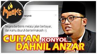Video Cuitan Konyol Dahnil Anzar Kritik Tol Mudik Dibu (lly) Netizen ! MP3, 3GP, MP4, WEBM, AVI, FLV Agustus 2018