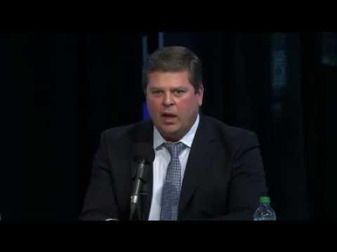 Brendan Shanahan Press Conference Part 3 — 04/14/2014