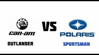 10. Can-am vs Polaris
