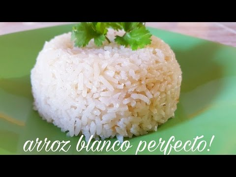 💛 ARROZ BLANCO PERFECTO Y SALUDABLE 😙