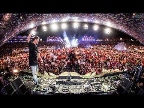 Martin Garrix - Live @ Tomorrowland 2017