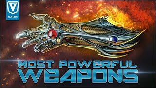 Video The 10 Most Powerful Weapons In Comics! MP3, 3GP, MP4, WEBM, AVI, FLV Oktober 2018