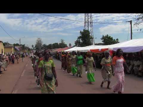 COTE D IVOIRE: Journée Internationale de la Femme à Gagnoa