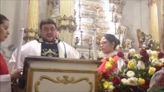 Homilia Padre Geovane Missa em Honra a São Miguel
