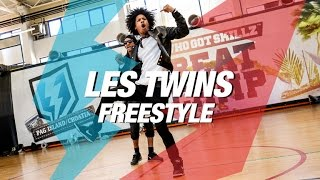 Nonton Les Twins | WhoGotSkillz Beat Camp 2016 Film Subtitle Indonesia Streaming Movie Download