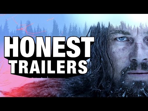 An Honest Trailer For The Revenant
