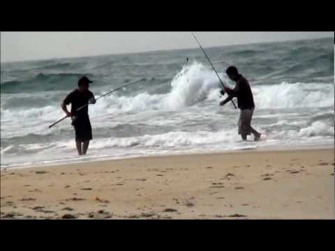 Hatteras Blues from the Surf – NC May 2012