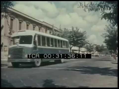 raro filmato di messina datato 1955