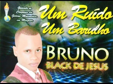 Bruno Black de Jesus - Testemunho - Congresso Gideões em Mesquita - RJ