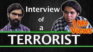 Video Interview Of A Terrorist | Sadak Chhap MP3, 3GP, MP4, WEBM, AVI, FLV November 2017
