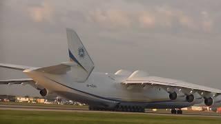 Video Antonov An-225 MRIYA departure from Prague MP3, 3GP, MP4, WEBM, AVI, FLV Agustus 2019