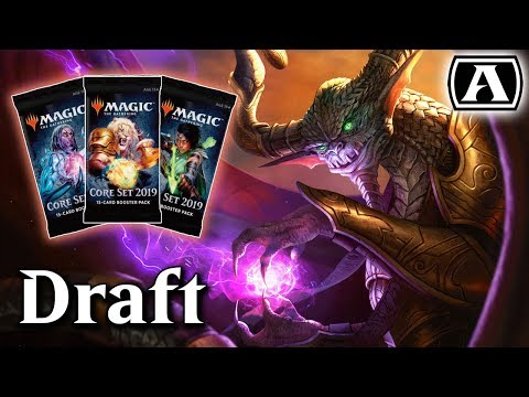 MTG Arena - M19 Competitive Draft