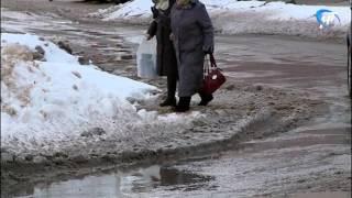 В Новгородской области объявлено штормовое предупреждение