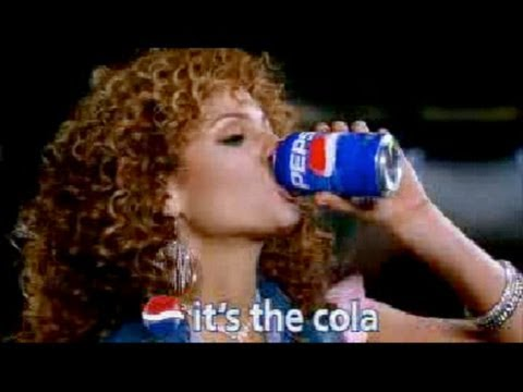 Miri Ben-Ari Pepsi Commercial