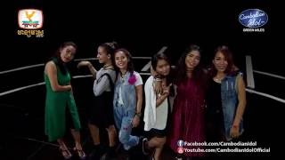 Khmer TV Show - Cambodian Idol Season 2{Green Miles,2016-10-16