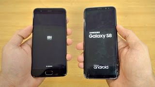 Samsung Galaxy S8 vs Xiaomi Mi6 Speed Test. An epic speed battle between the monster Xiaomi Mi6 vs the BEAST Galaxy S8. Who's better? Let's find out! ►► Sub...