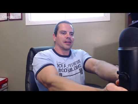 Live Bodybuilding & Fitness Q & A with Lee Hayward