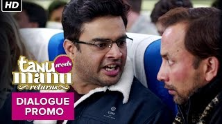 Nonton Tanu Weds Manu Returns  Un   Edited  Dialogue Promo   Kangana Ranaut   R  Madhavan Film Subtitle Indonesia Streaming Movie Download