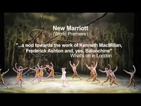 Discover Ballet: Three Short Works - Les Sylphide / New Marriott / The Firebird