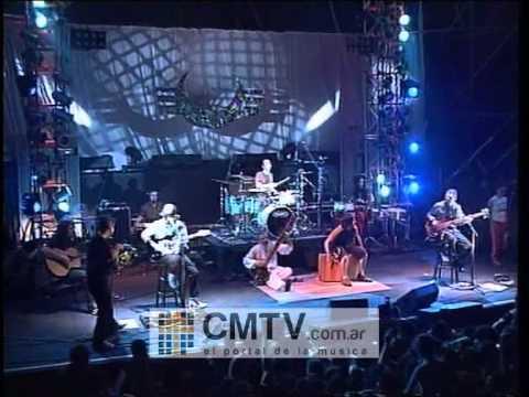 Carajo video De frente al mar - Estadio Obras (09/12/2005)