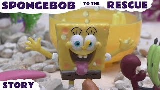 Spongebob to the Rescue