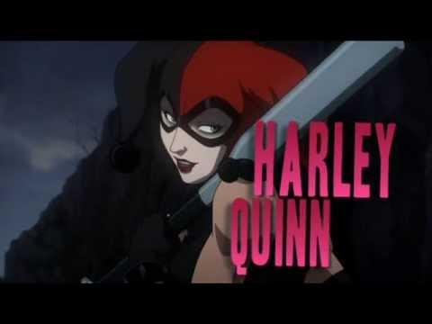 DCU: Batman: Assault on Arkham | Harley Quinn  | 1080p 【HD】 Suicide Squad (Sneak Peek) | DCWBTV |