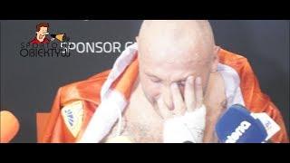 Marcin Najman przegrał walkę na gali, którą sam zorganizował.