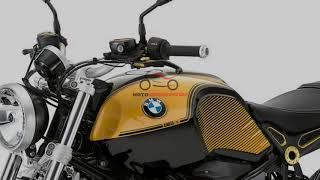 9. 2019 BMW R nineT Option 719 | 2019 BMW RnineT Pure Scrambler & Racer new color