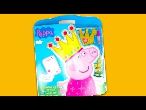 Свинка Пеппа развивающая игрушка для детей - DomaVideo.Ru