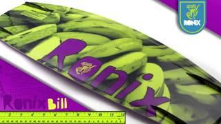 Ronix Bill Wakeboard 2013