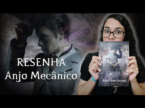 TRACINHAS: Anjo Mecânico, por Juliana Arruda
