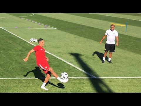 العرب اليوم - شاهد: اللاعب فيصل فجر يكشف استعدادت