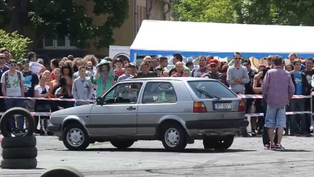 AUTOCENTRAL SHOW 1.díl. Test VW Golf II 1.6 rok 1989