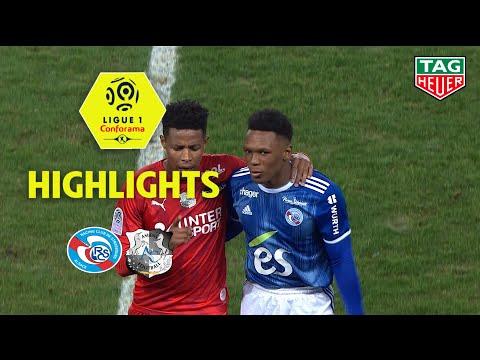 RC Strasbourg Alsace - Amiens SC ( 0-0 ) - Highlights - (RCSA - ASC) / 2019-20