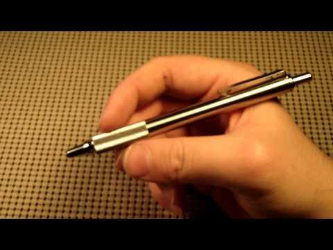 My EDC pen Zebra F-701