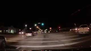 Okeechobee (FL) United States  City new picture : Driving through Okeechobee, Florida at night