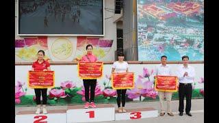 Bế mạc, trao giải Giải Việt dã truyền thống TP Uông Bí lần thứ 27