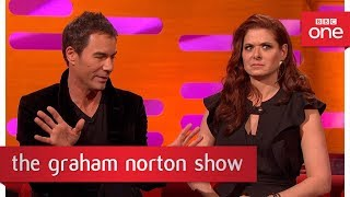 When Madonna met Will and Grace - The Graham Norton Show - BBC One