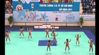 ANIS - Giai nhat Aerobic HCM - 2011.avi