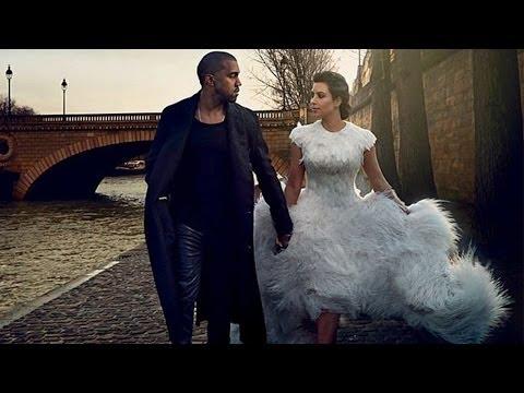 Kim Kardashian Squashes Wedding Rumors & Drops Bomb