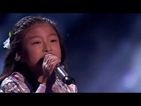 "Celine Tam ""How Far I'll Go"" By Alessia Cara - Semi Finals America's Got Talent 2017"