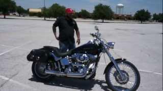 8. 2000 Harley Davidson Softail Deuce / $5K in upgrades / $9900   817-929-2563