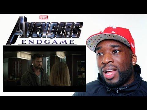 Marvel Studios' Avengers: Endgame   Official Trailer   REACTION